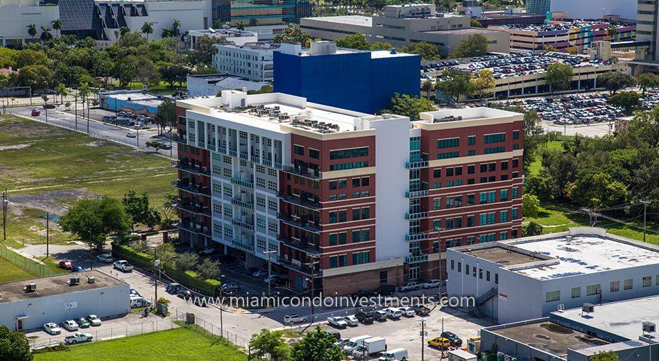 Miami Condos exterior 2