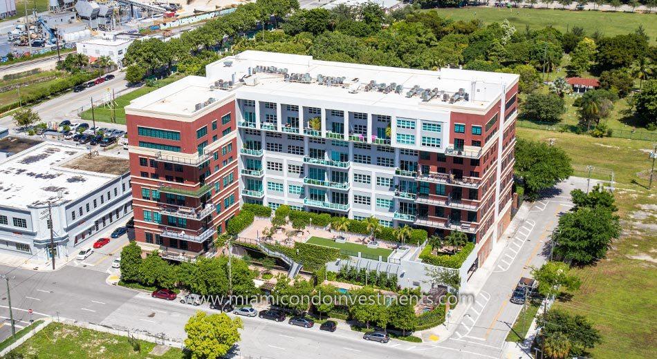 Parc Lofts Miami Exterior
