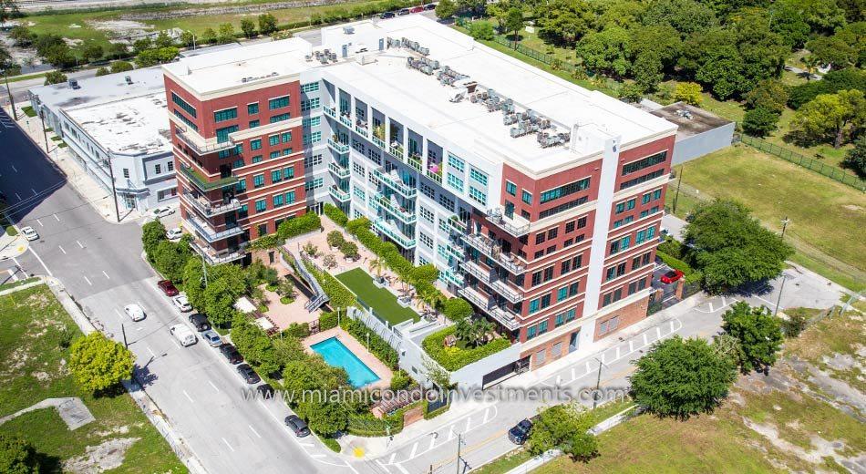 Parc Lofts Exterior Miami