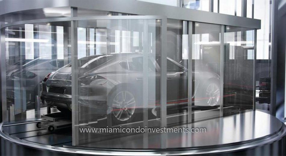 Porsche Design Tower Condos