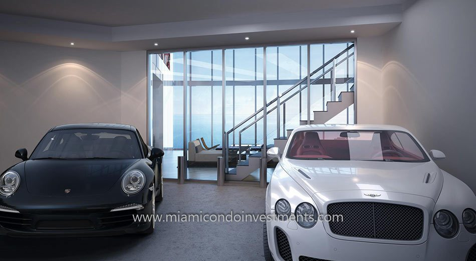 Porsche Design Tower