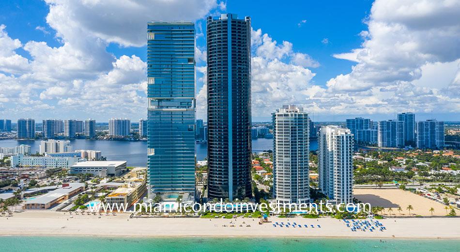 Porsche Tower Miami
