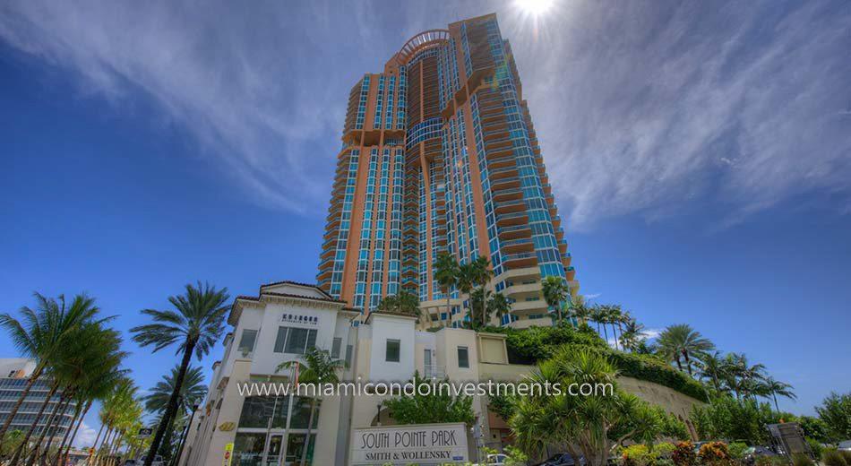 Portofino tower condos south beach
