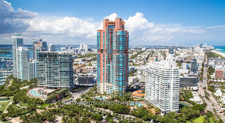 Portofino South Beach Condos For Sale