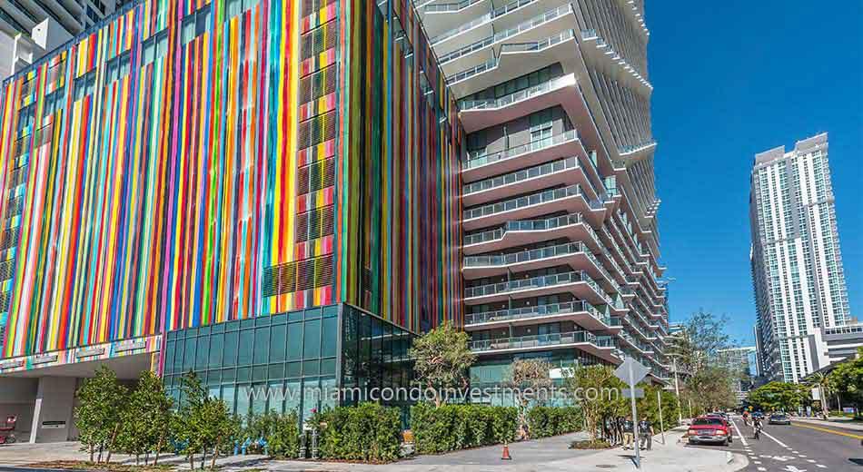 SLS Brickell Condos at 1300 S Miami Ave