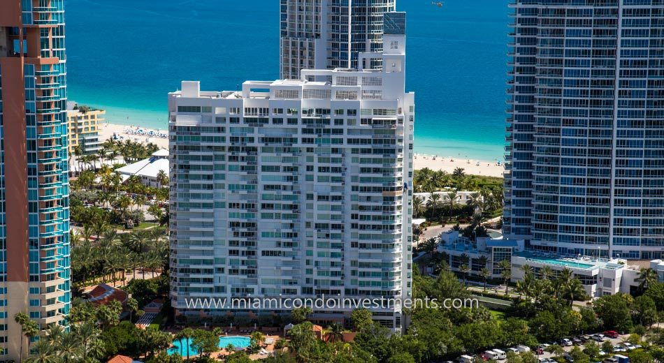 South Pointe Towers miami beach condos