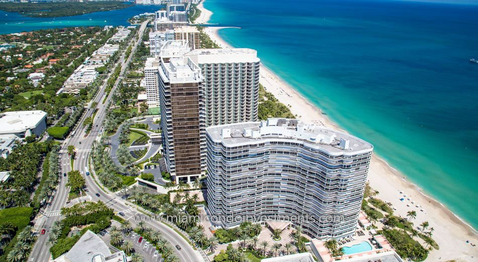 Oceanfront condos in Miami