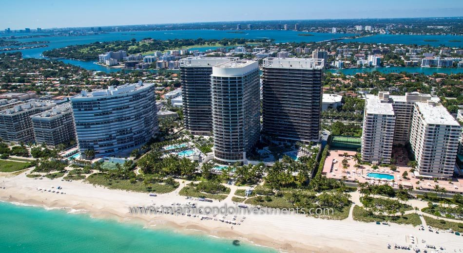 St. Regis Bal Harbour Center condo