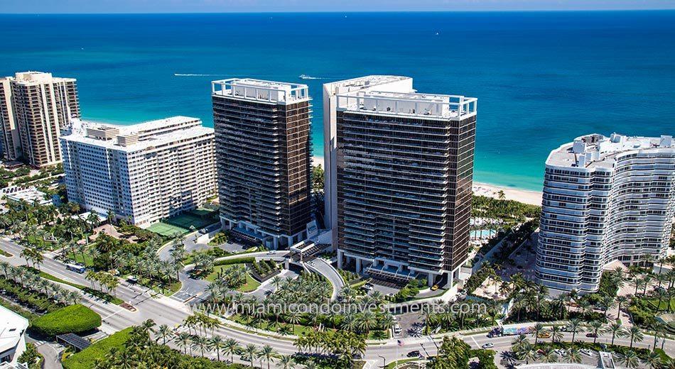 Miami oceanfront condos
