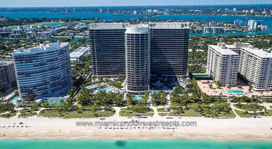 St. Regis Bal Harbour Center Condo Miami
