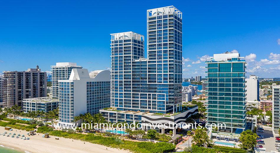 The Carillon North Tower Miami Beach condos