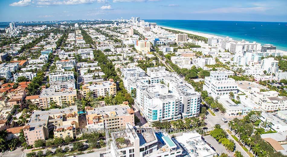 The Cosmopolitan condos south beach