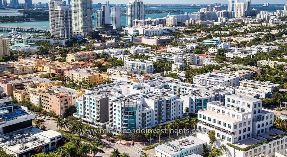 The Cosmopolitan south beach condos