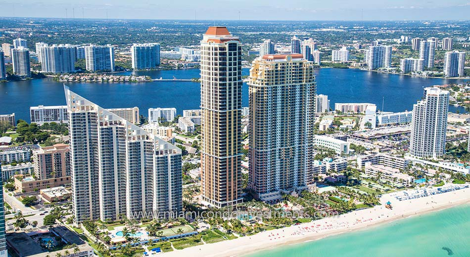 The Mansions at Acqualina sunny isles oceanfront condos