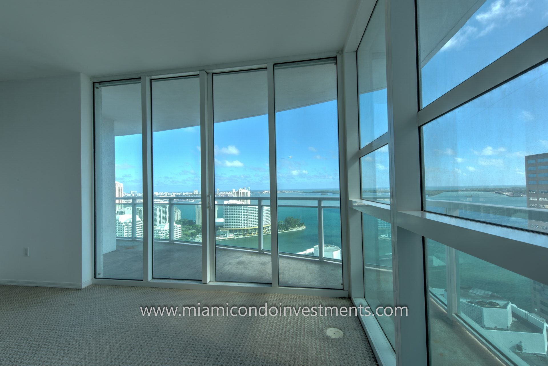 condo views brickell miami