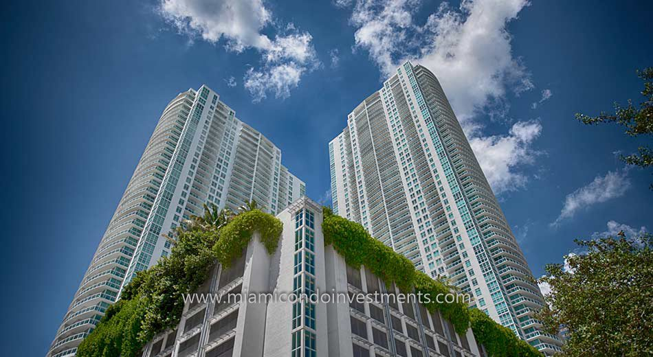 The Plaza on Brickell east tower condo
