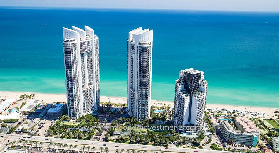 Trump Palace condos sunny isles beach