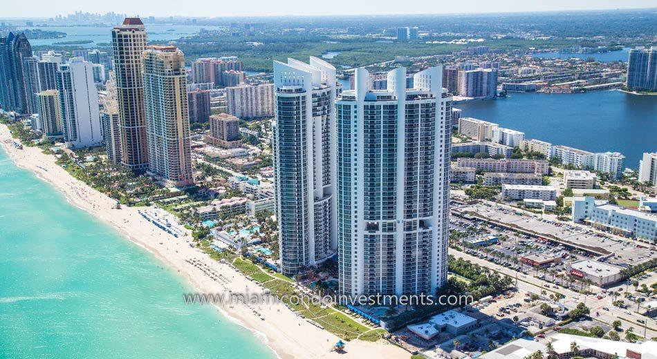 Trump Royale sunny isles beach ocean views