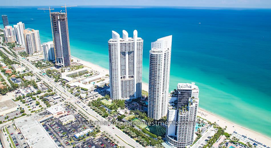 Trump Royale condos sunny isles beach