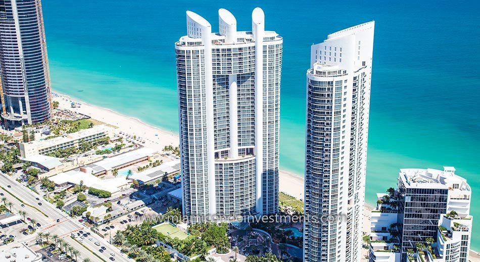 Trump Royale waterfront condos sunny isles beach
