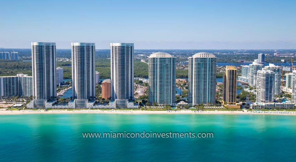 Turnberry Ocean Colony North miami condos
