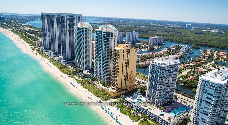 Turnberry Ocean Colony South miami condos sunny isles beach