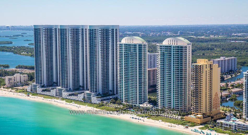 Turnberry Ocean Colony South miami condos