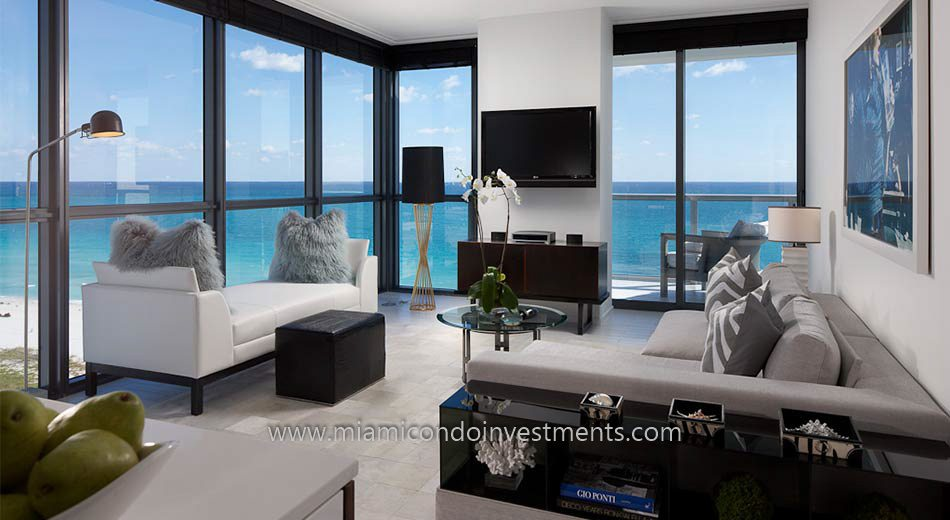 W South Beach miami condos