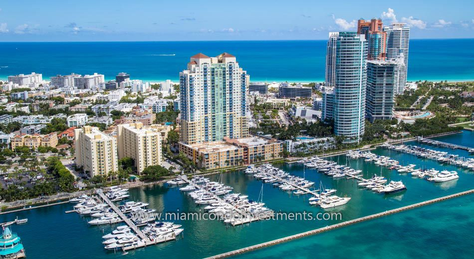 Yacht Club at Portofino south beach condos