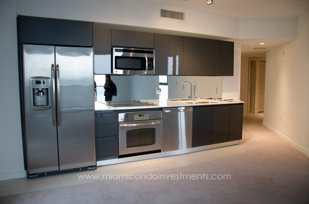 myBrickell kitchen