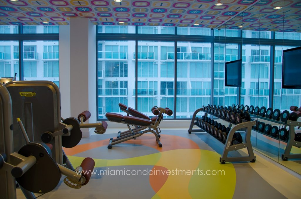 myBrickell fitness center