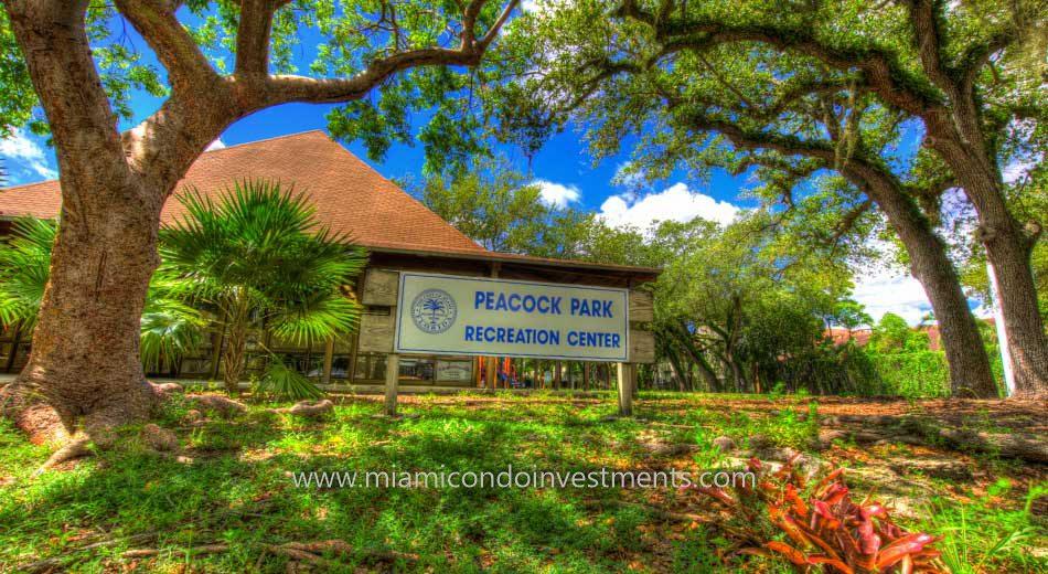 Peacock Park in Coconut Grove