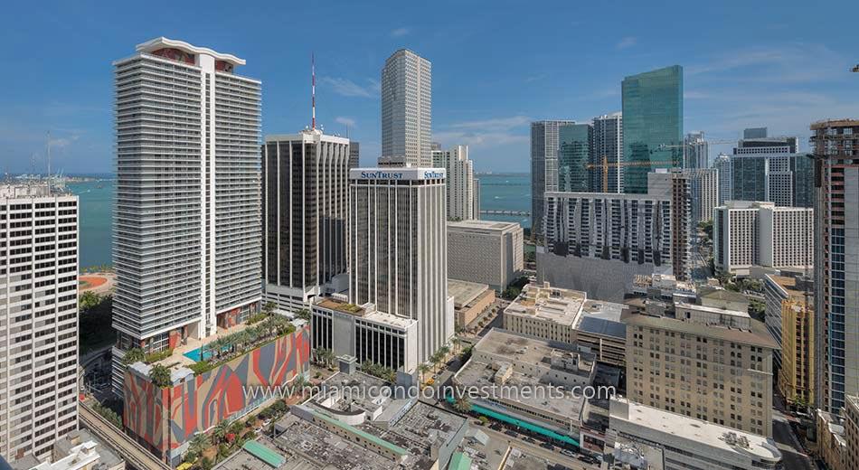 . Downtown Miami Condos   Sales  Rentals  and Stats