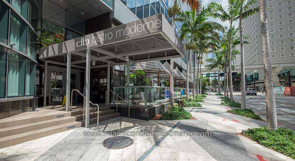 DB Bistro Moderne in Downtown Miami