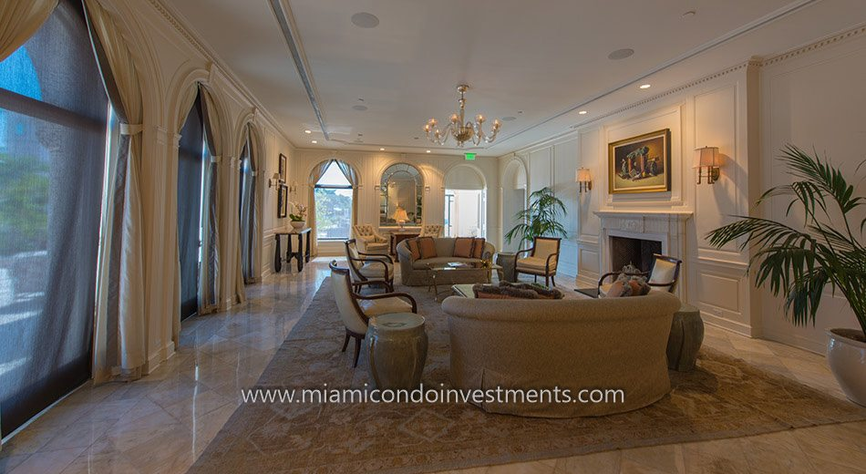 Vanderbilt Mansion on Fisher Island