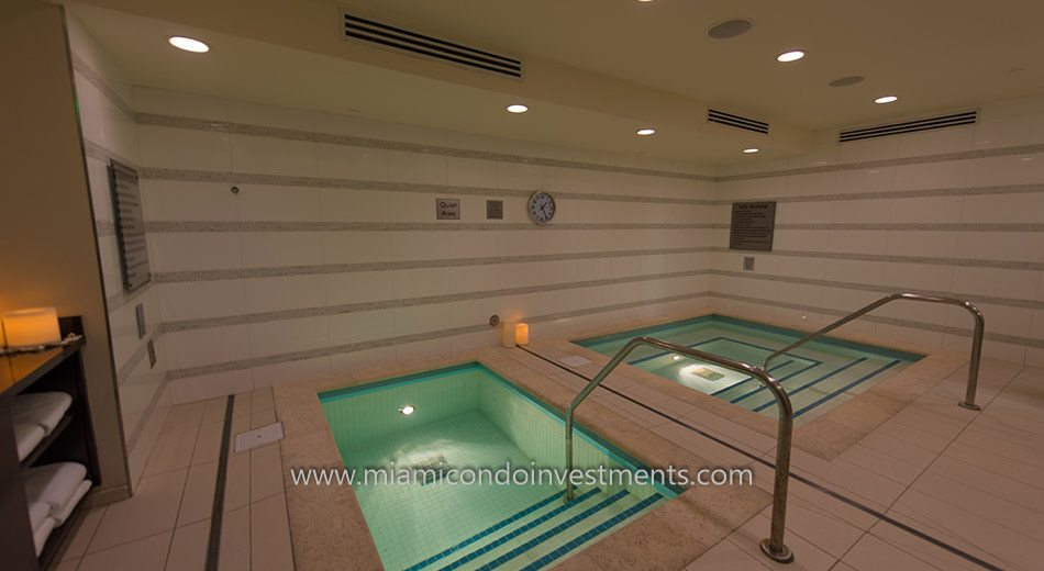 Fisher Island men's spa