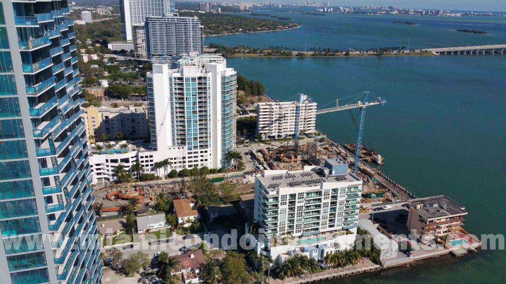 Biscayne Beach construction update