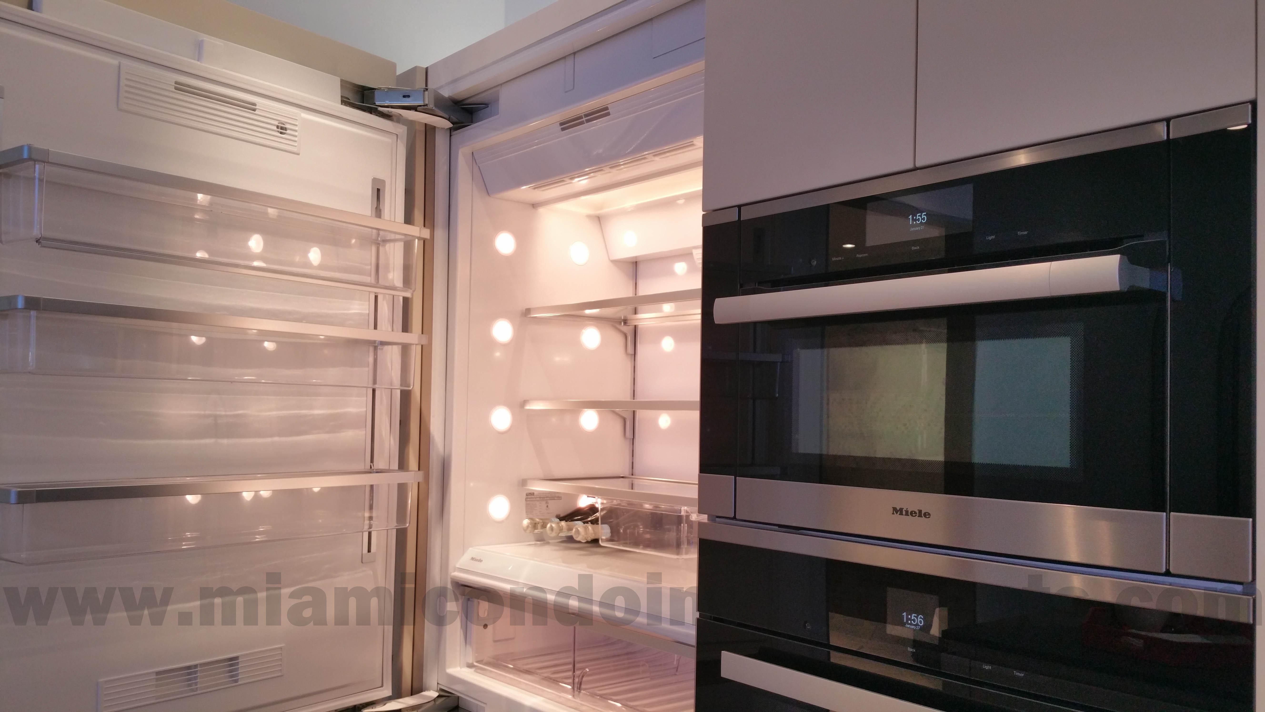 Miele refrigerator