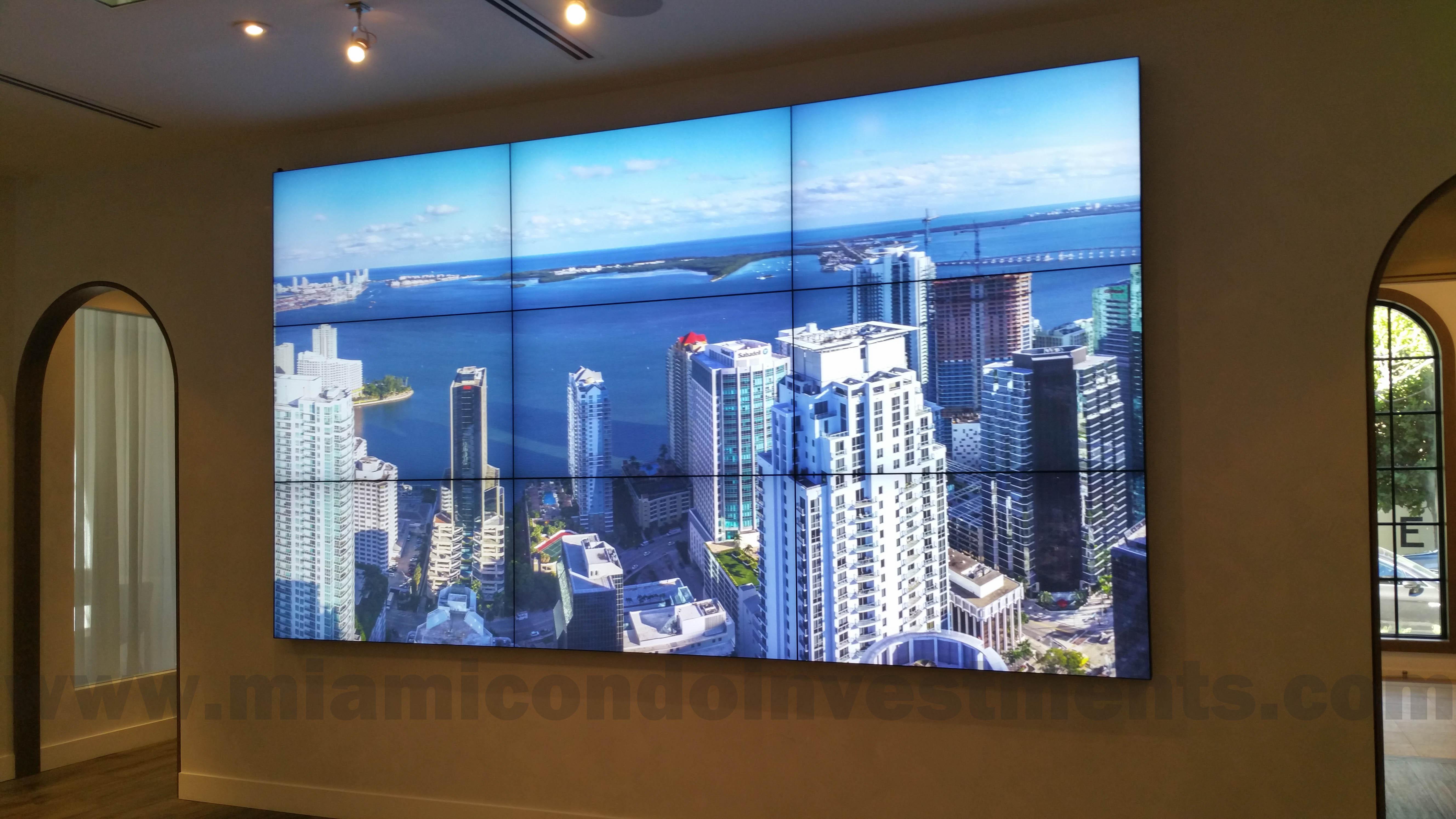 Brickell Flatiron Sales and Design Gallery