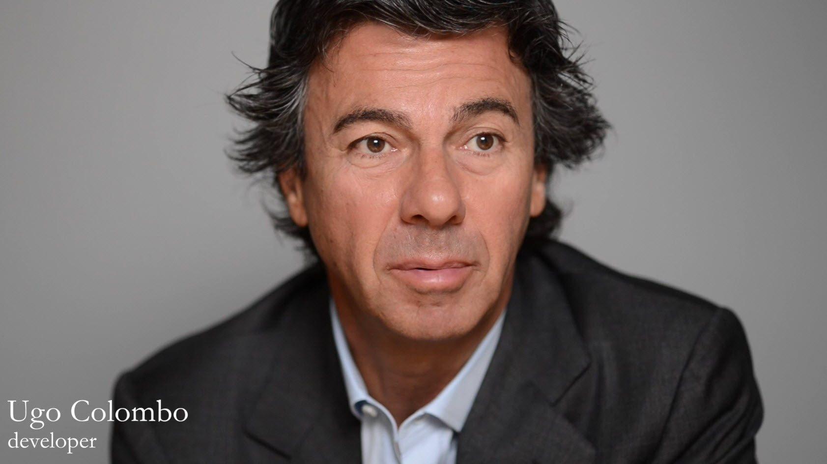 Ugo Colombo, developer of Brickell Flatiron