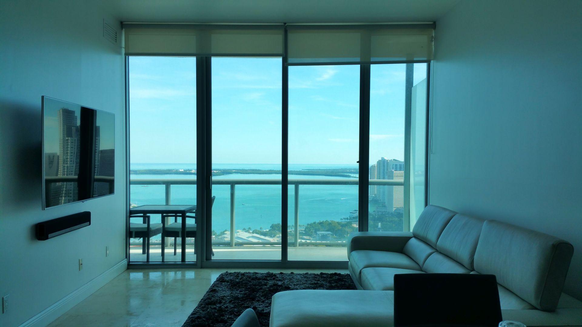 Marina Blue condo for rent