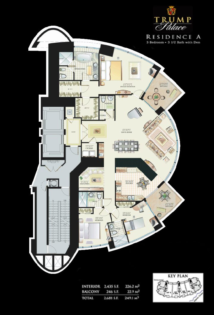 trump-palace-penthouse-5101-floor-plan