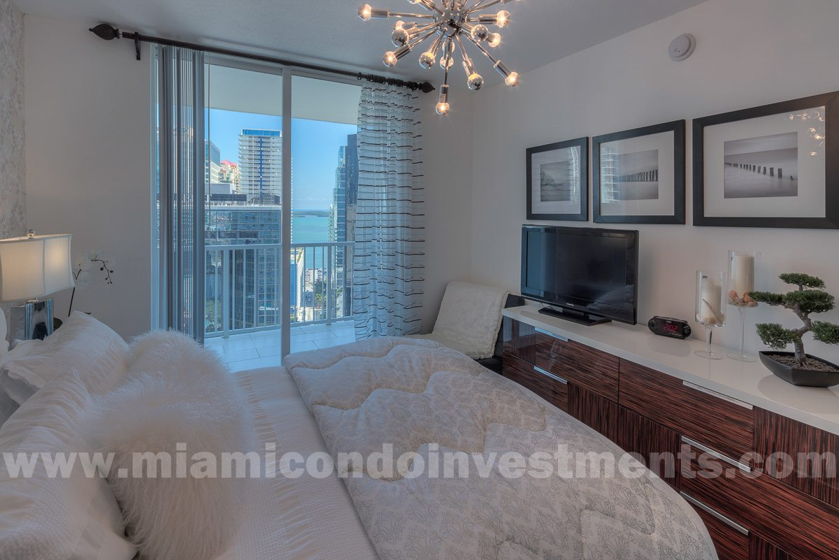 Just Listed Beautifully Designed Turnkey Furnished 2 Bedroom Condo In The Heart Of Brickell