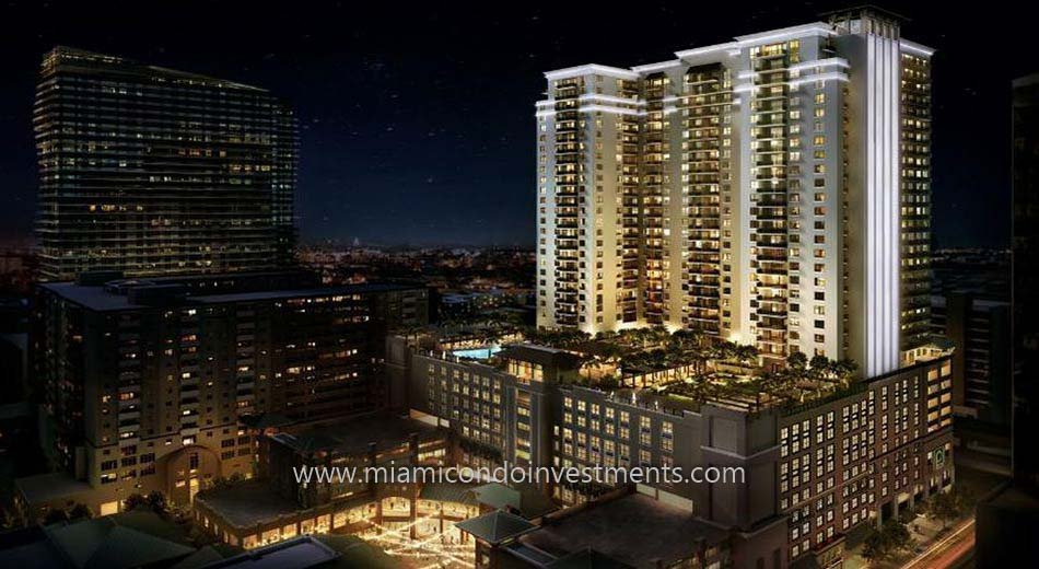 Nine at Mary Brickell Village condos in Miami