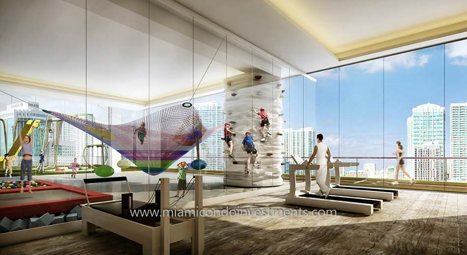 1010 Brickell amenities