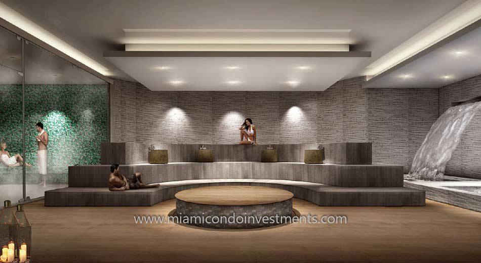 1010 Brickell spa
