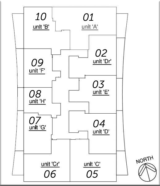 1010 Brickell Site Plan