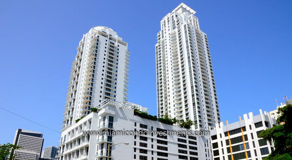 1060 Brickell condos in Miami