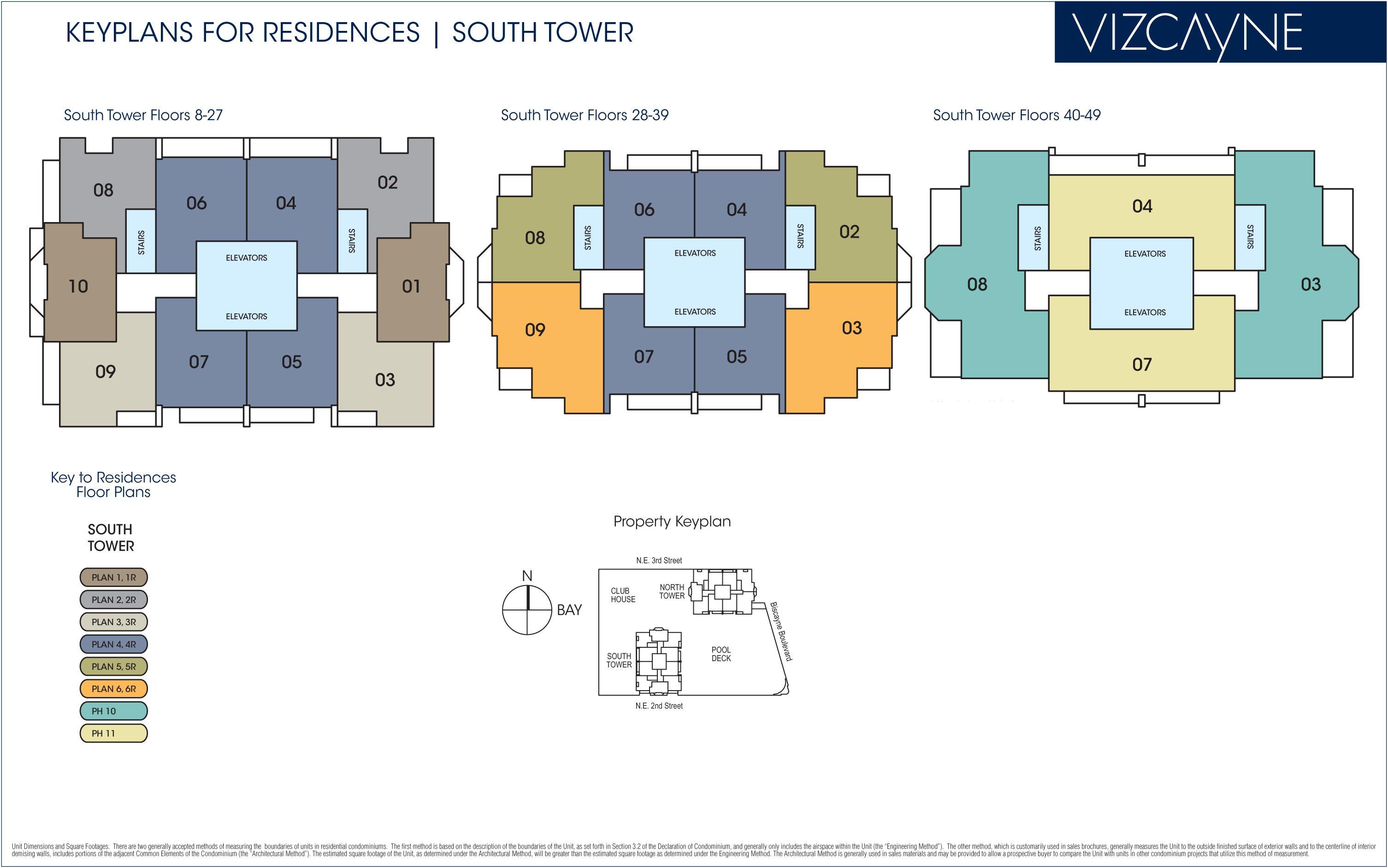 vizcayne-south-key-plan