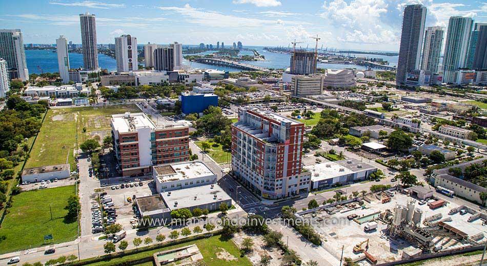 Arts + Entertainment District Miami